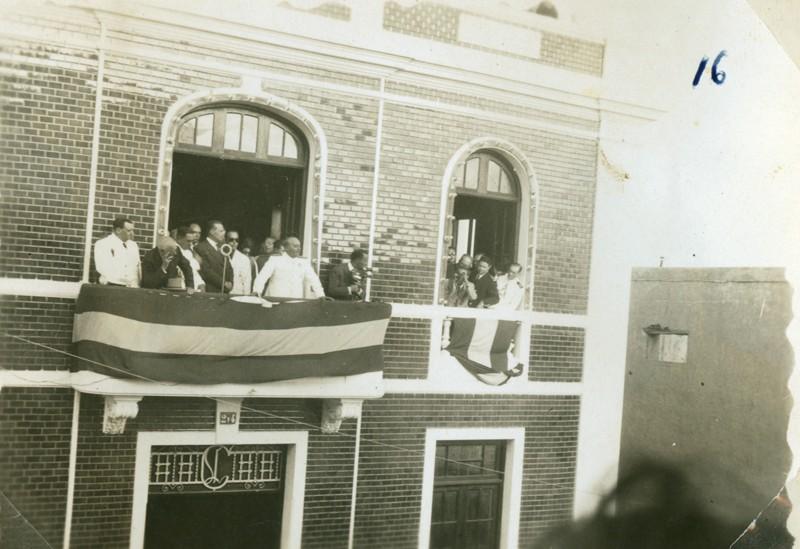 Visita de Franco a Lanzarote