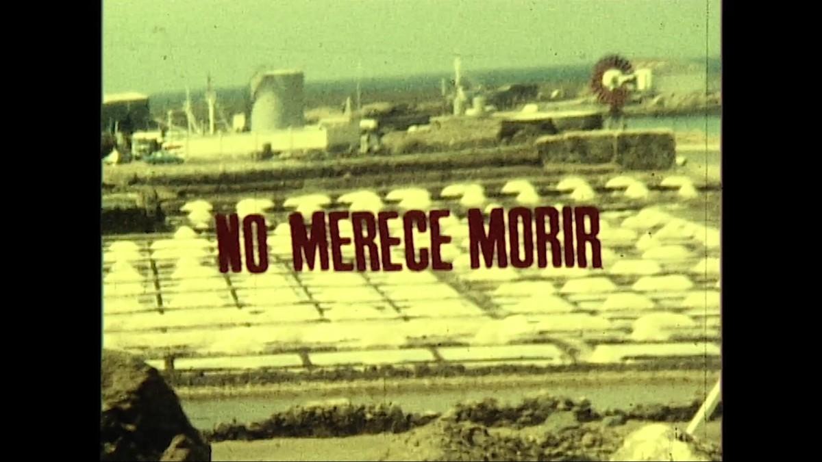 No merece morir (1977)