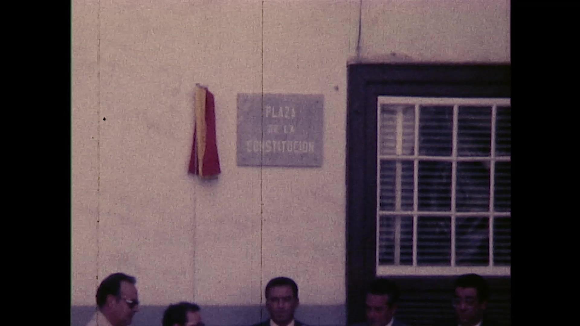 La Plaza de la Constitución de Arrecife (1981)