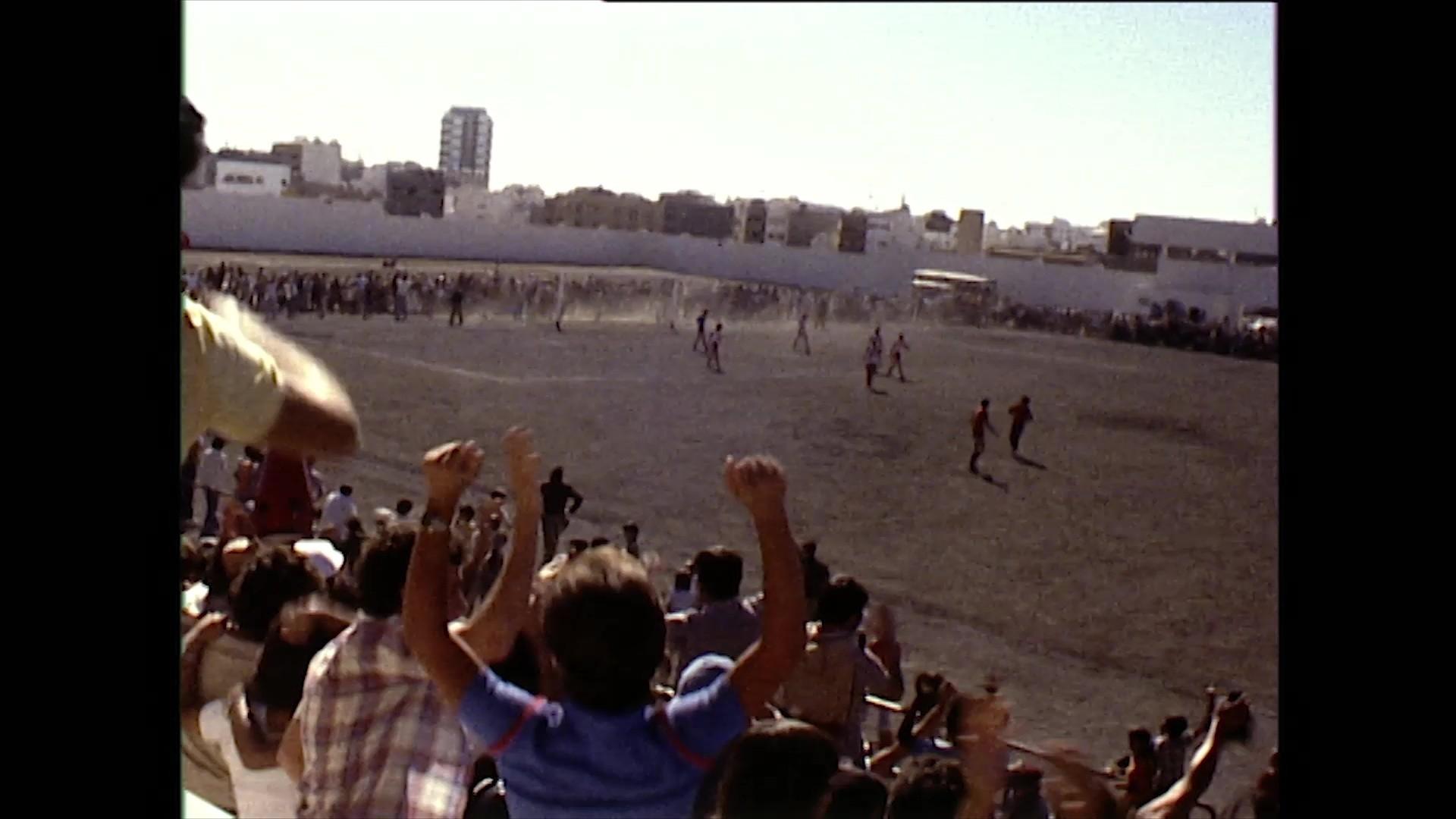 U.D. Lanzarote - Unión Moral (1979)