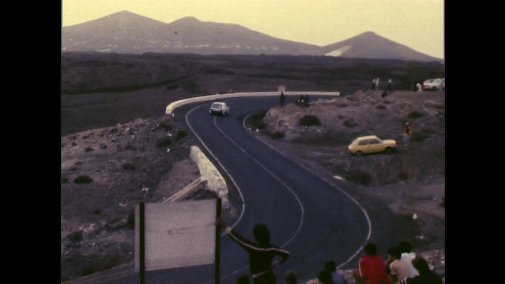 1ª Subida a Tías (1981)