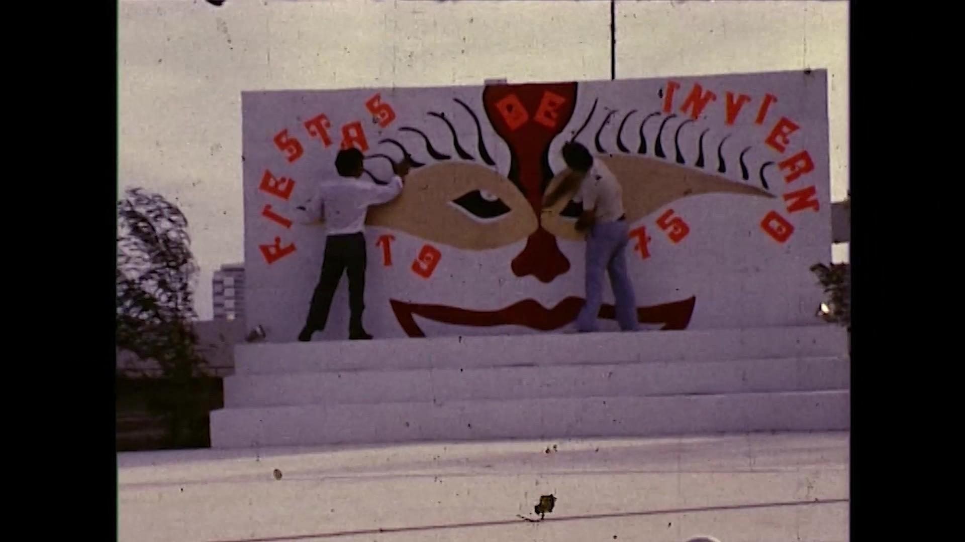 Fiestas de invierno de Arrecife (1975)