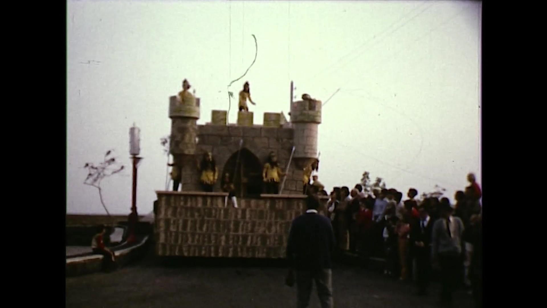 Coso del carnaval de Arrecife (c. 1975)