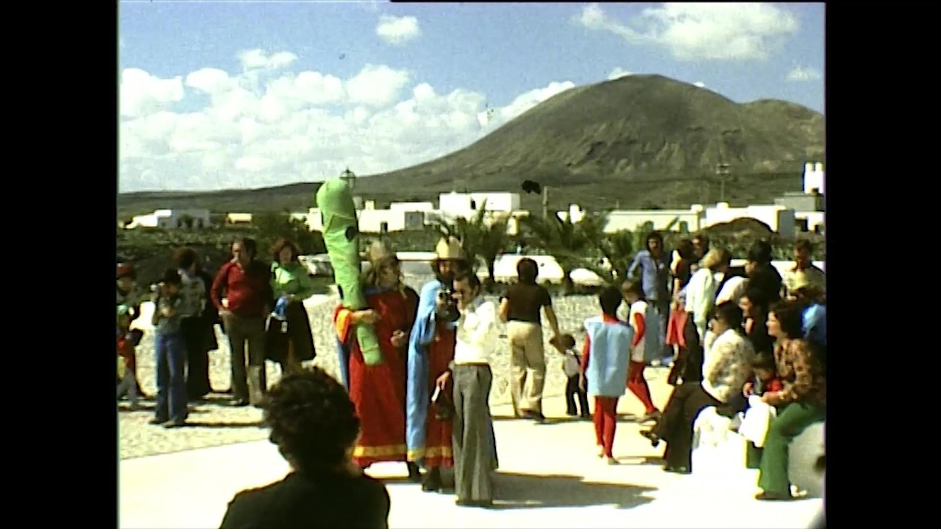 Carnaval en Guatiza (c. 1975)