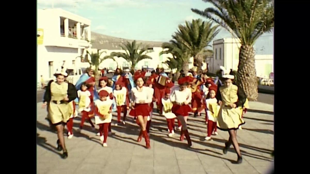 Carnaval de San Bartolomé (c. 1975)