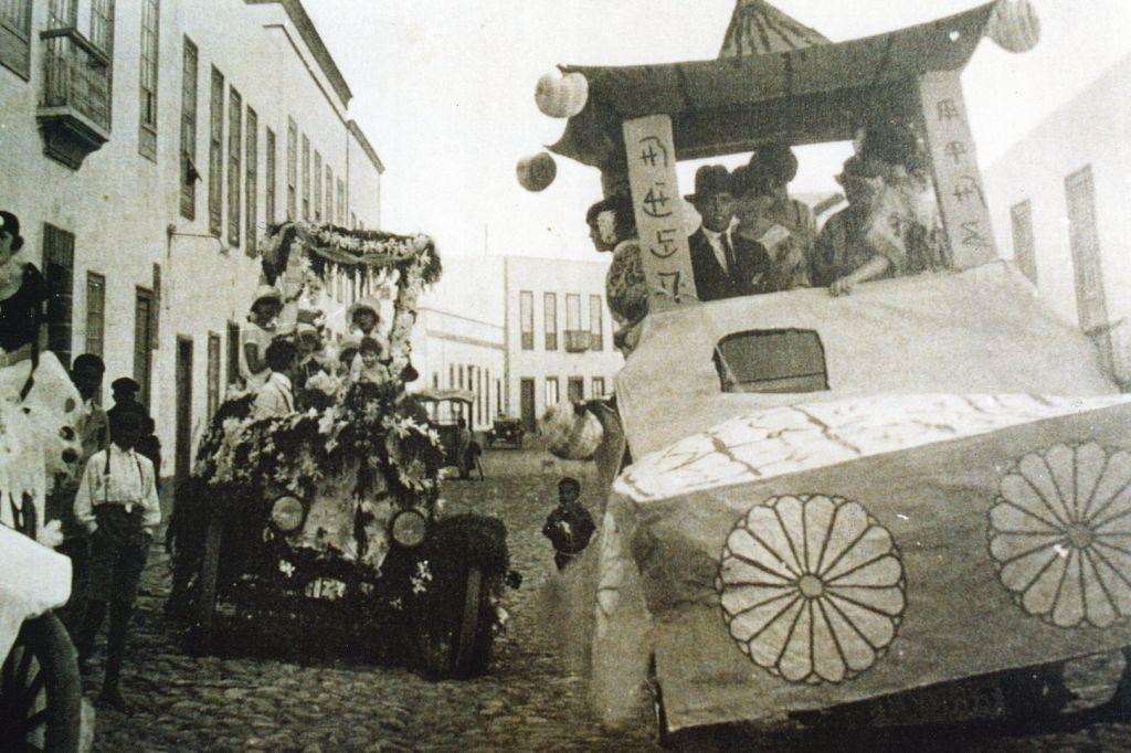 Carnaval en las calles de Arrecife I