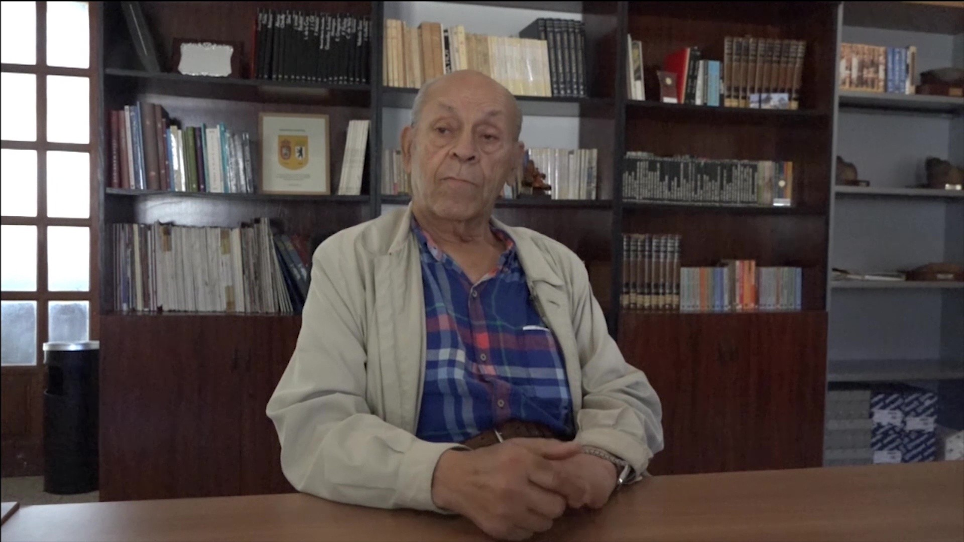Entrevista a Gregorio Barreto Viñoly (2017)