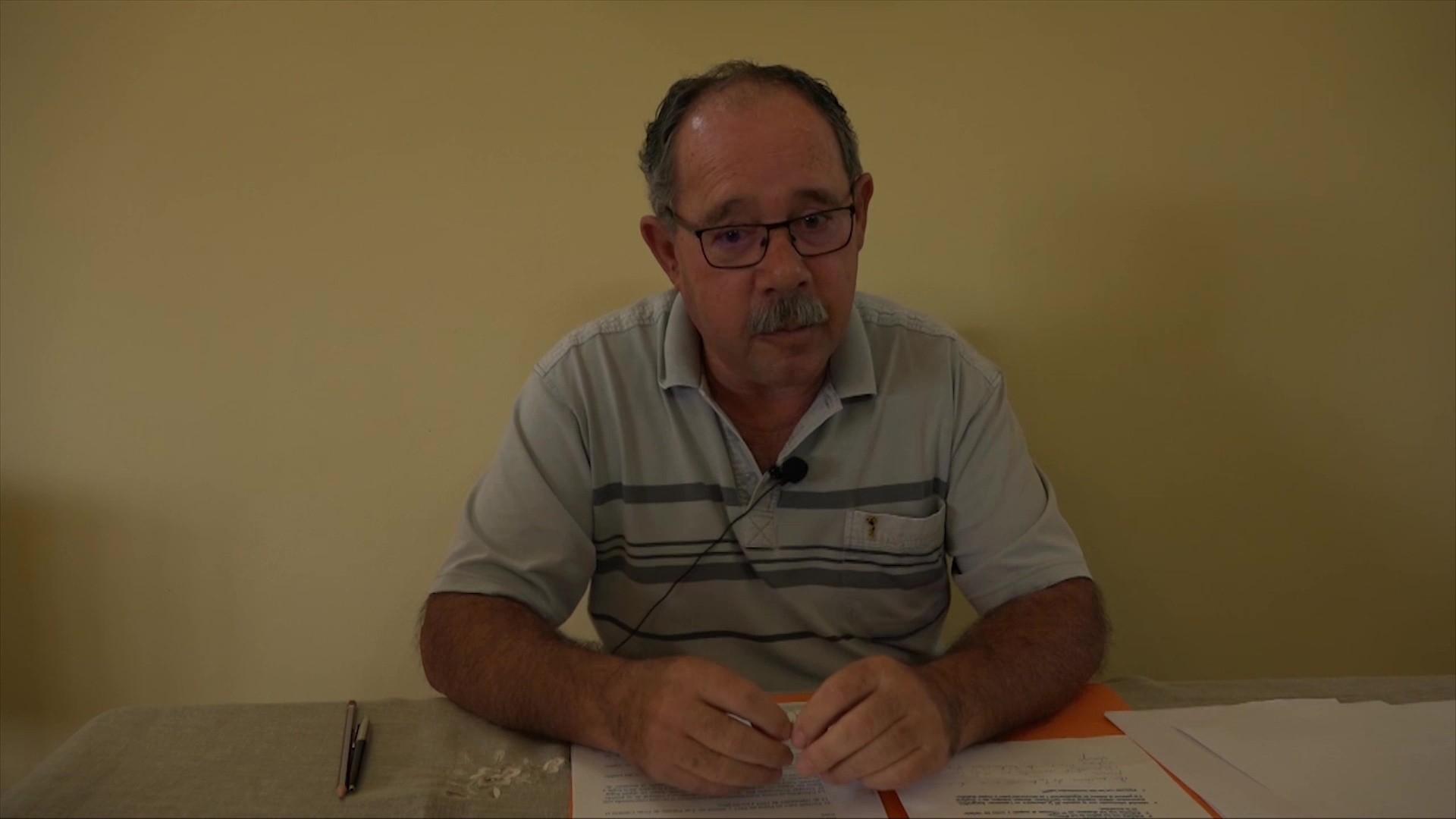 Entrevista a José Antonio Rodríguez (2017)