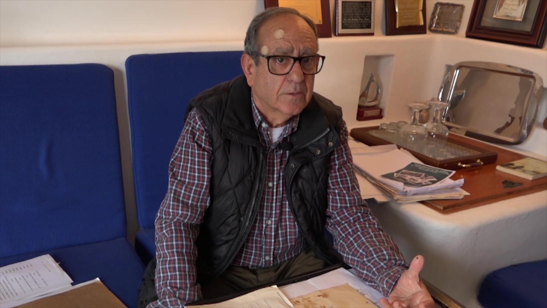 Entrevista a José Domingo Pérez Núñez (2017)