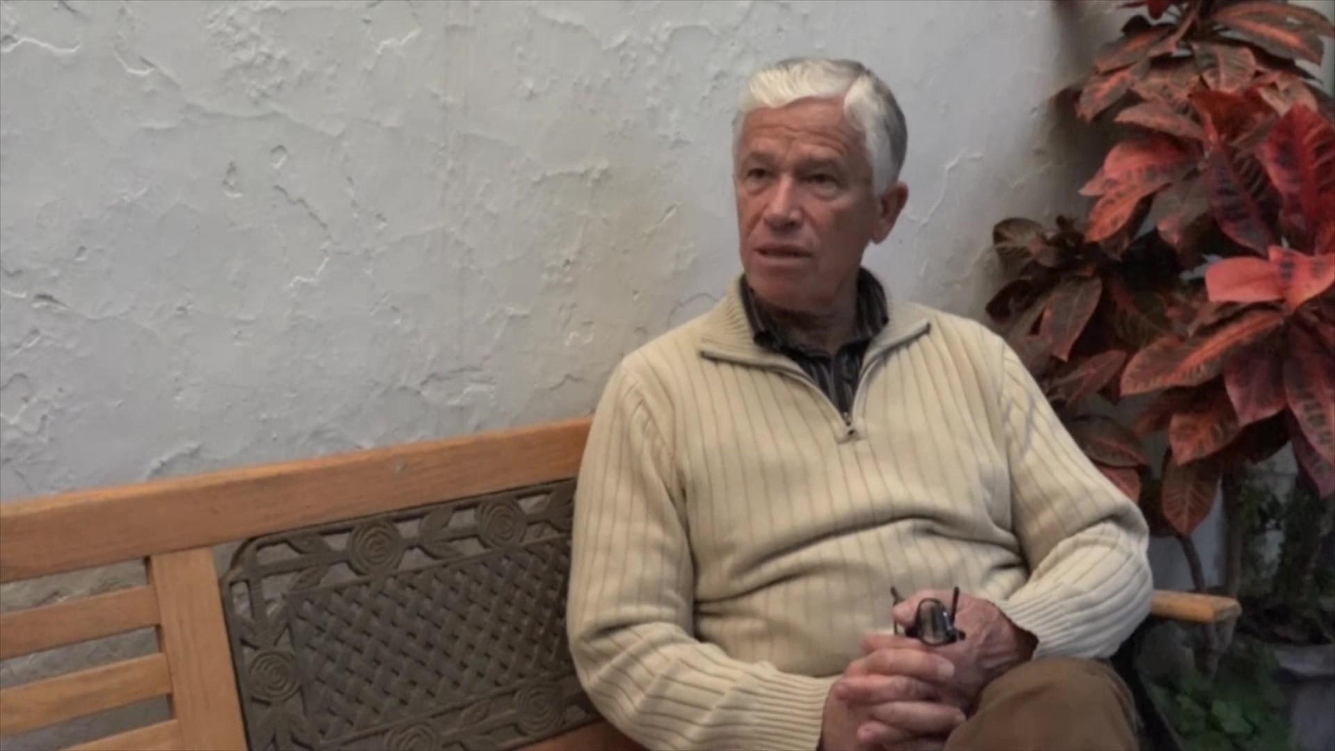 Entrevista a Juan Santana de León (2017)