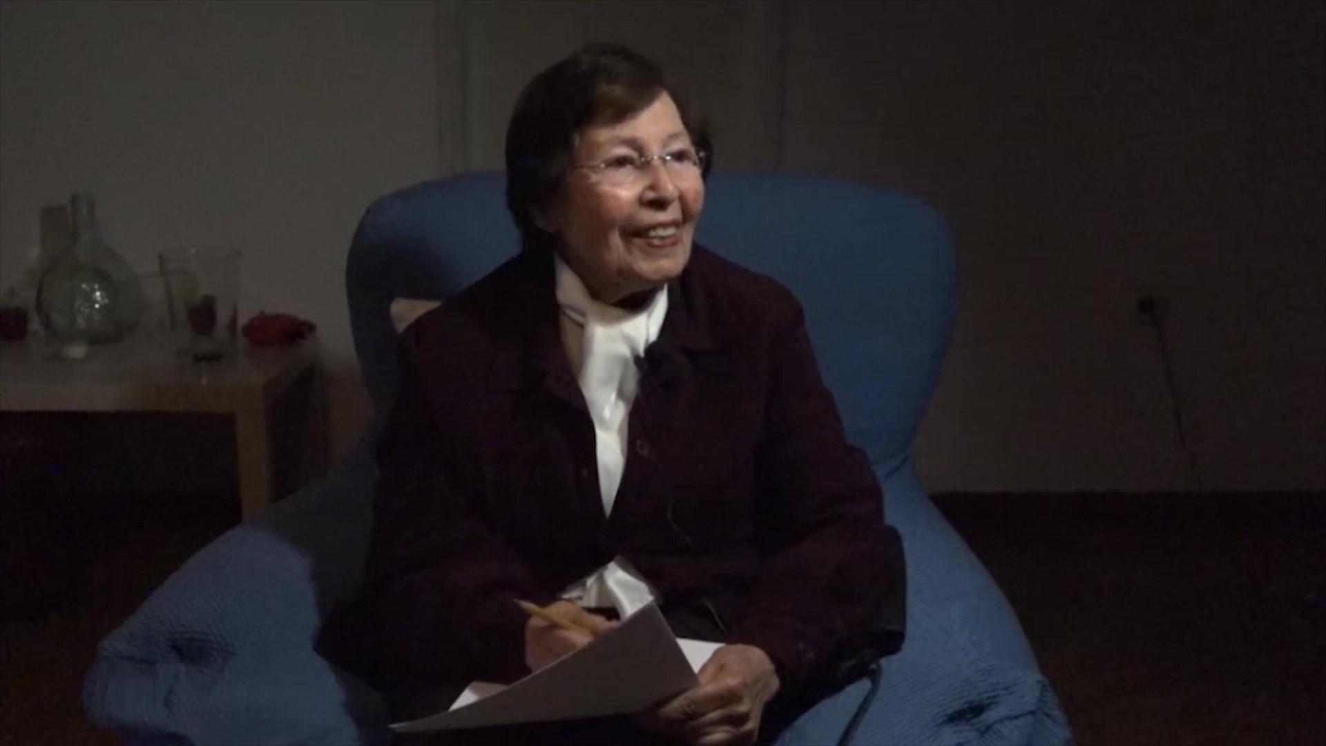 Entrevista a María Luisa Perdomo Sosa (2017)