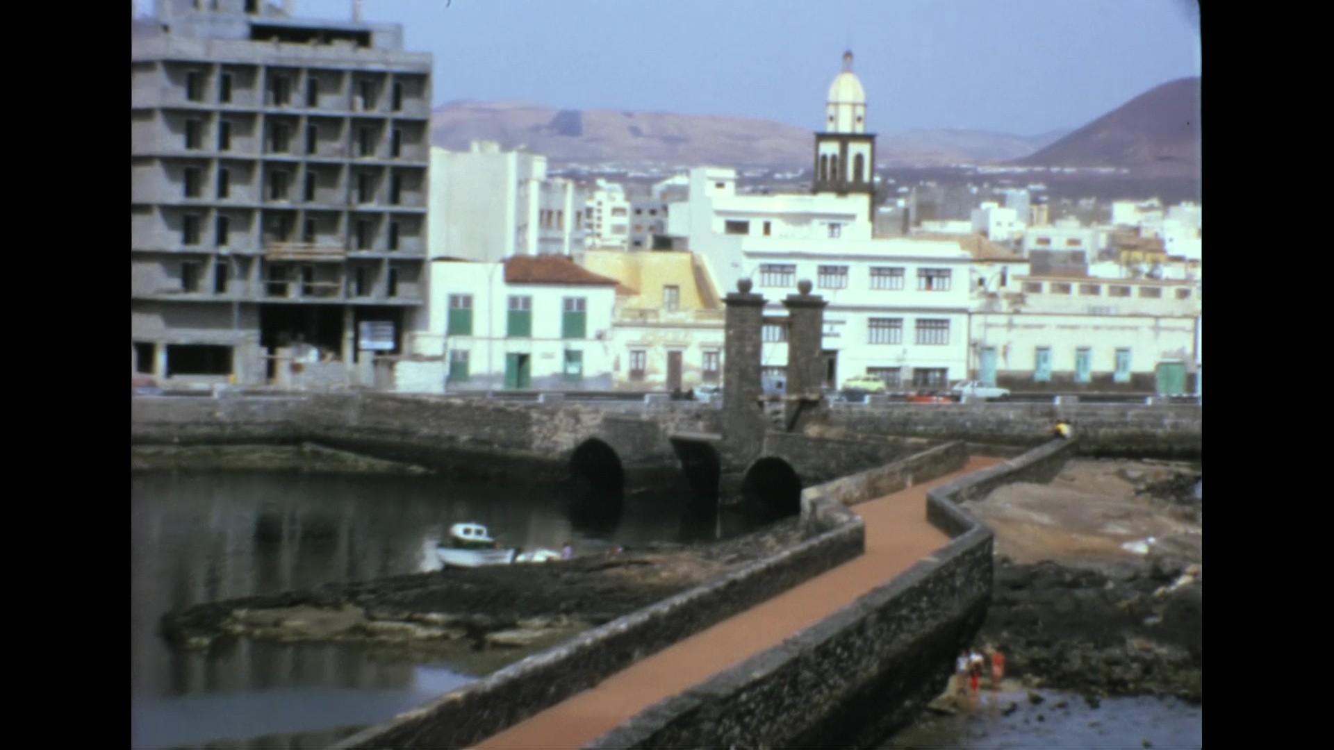 Paseo por Yaiza y Arrecife (1973)