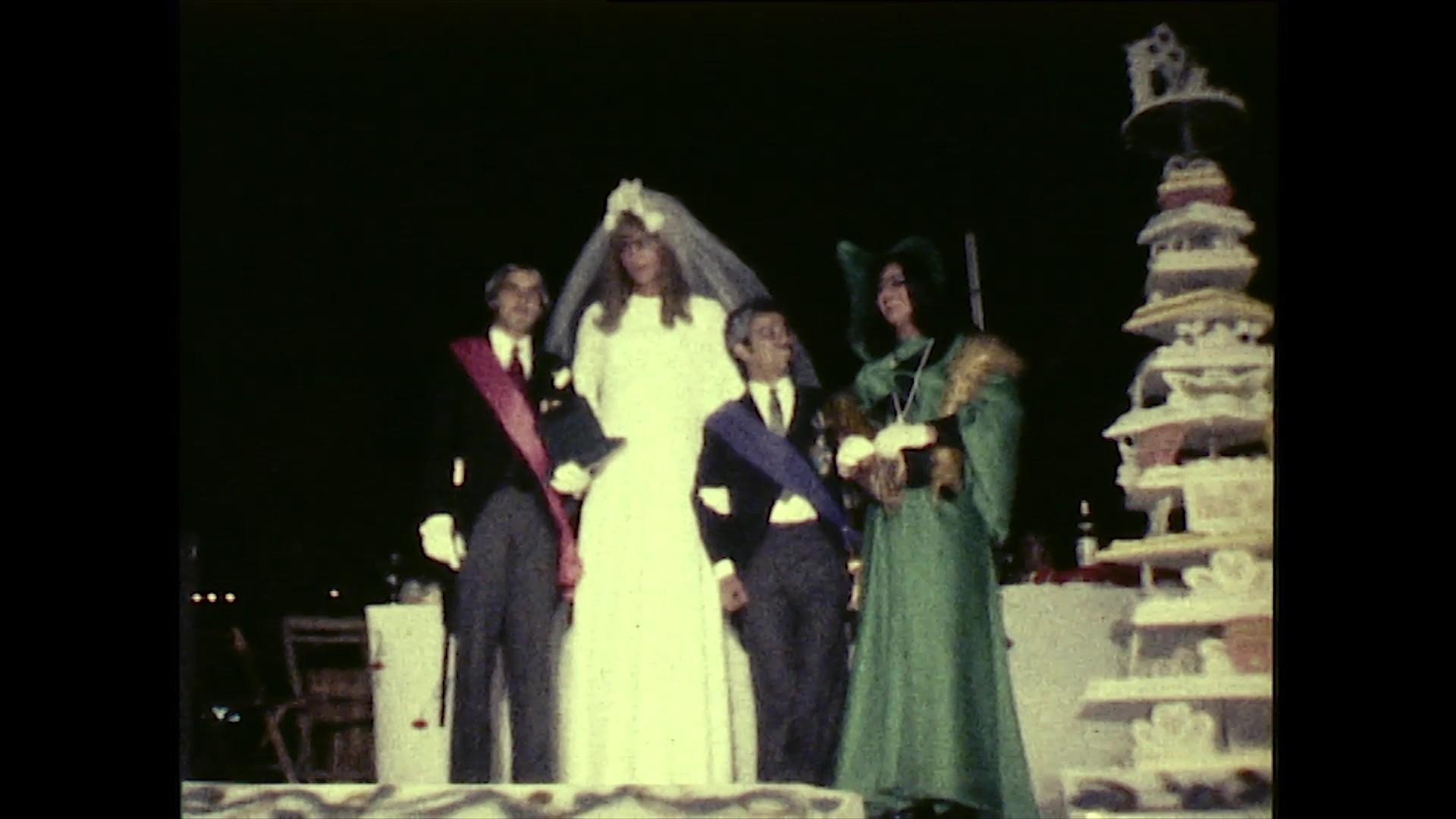 Boda del Siglo (1972)