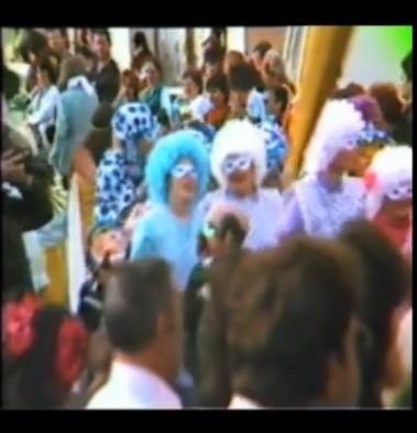 Coso del carnaval de Arrecife 1983