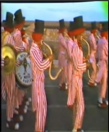 Coso del carnaval de Arrecife 1984