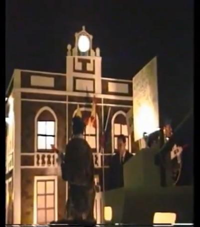 Coso del carnaval de Arrecife 1994