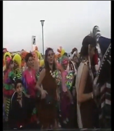 Coso del carnaval de Arrecife 1998