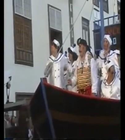 Coso del carnaval de Arrecife 1999