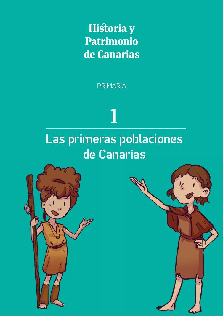 Las primeras poblaciones de Canarias. Primaria