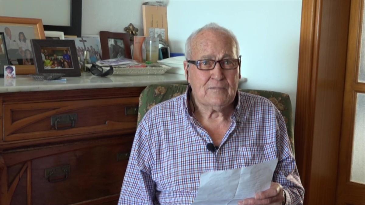 Entrevista a Domingo Valenciano del Castillo