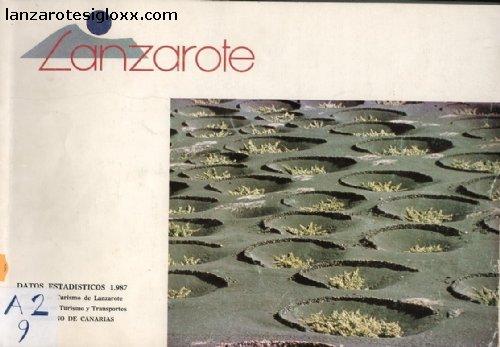 Lanzarote. Datos estadísticos 1987