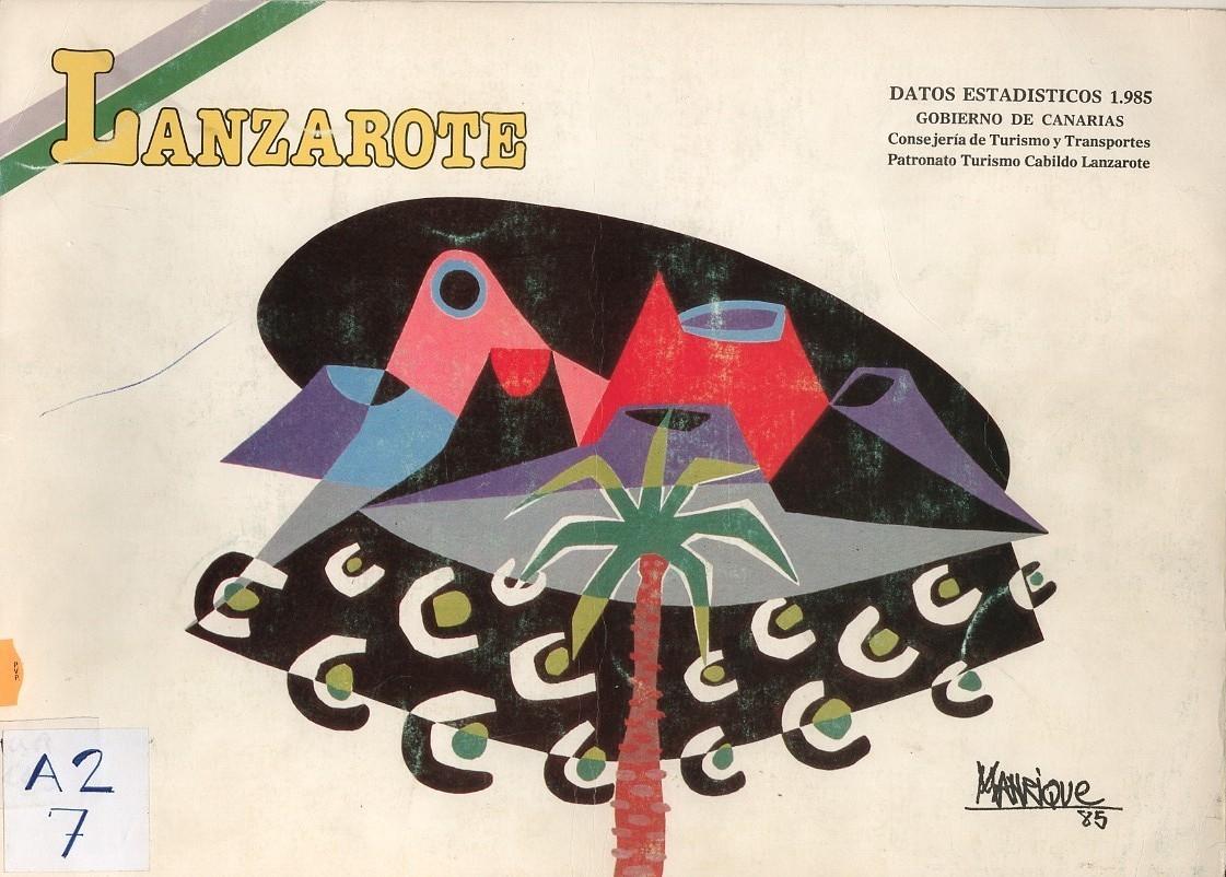Lanzarote. Datos estadísticos 1985