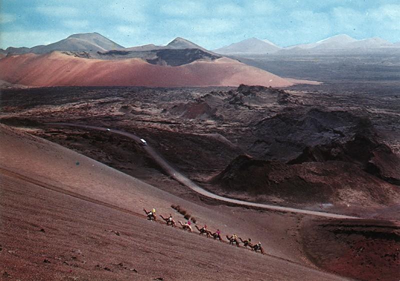 Ruta de los camellos IV