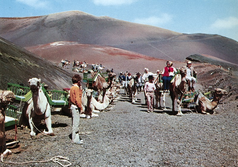 Ruta de los camellos I