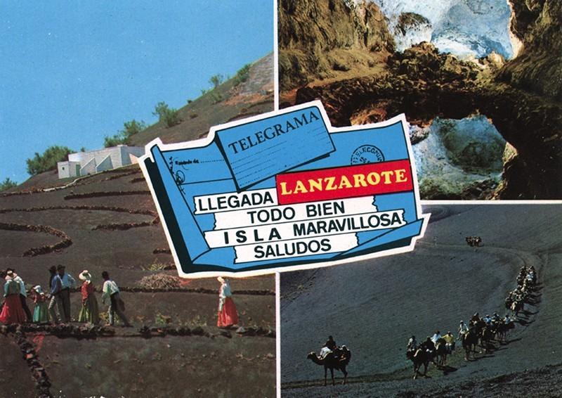 Postal Lanzarote III