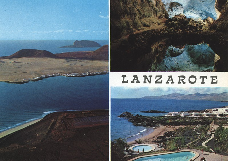 Postal Lanzarote IV