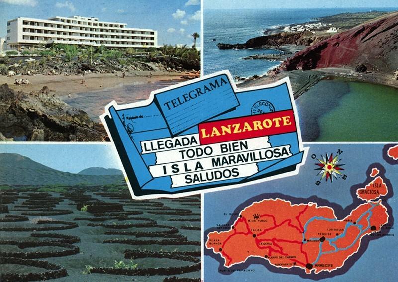 Postal Lanzarote V