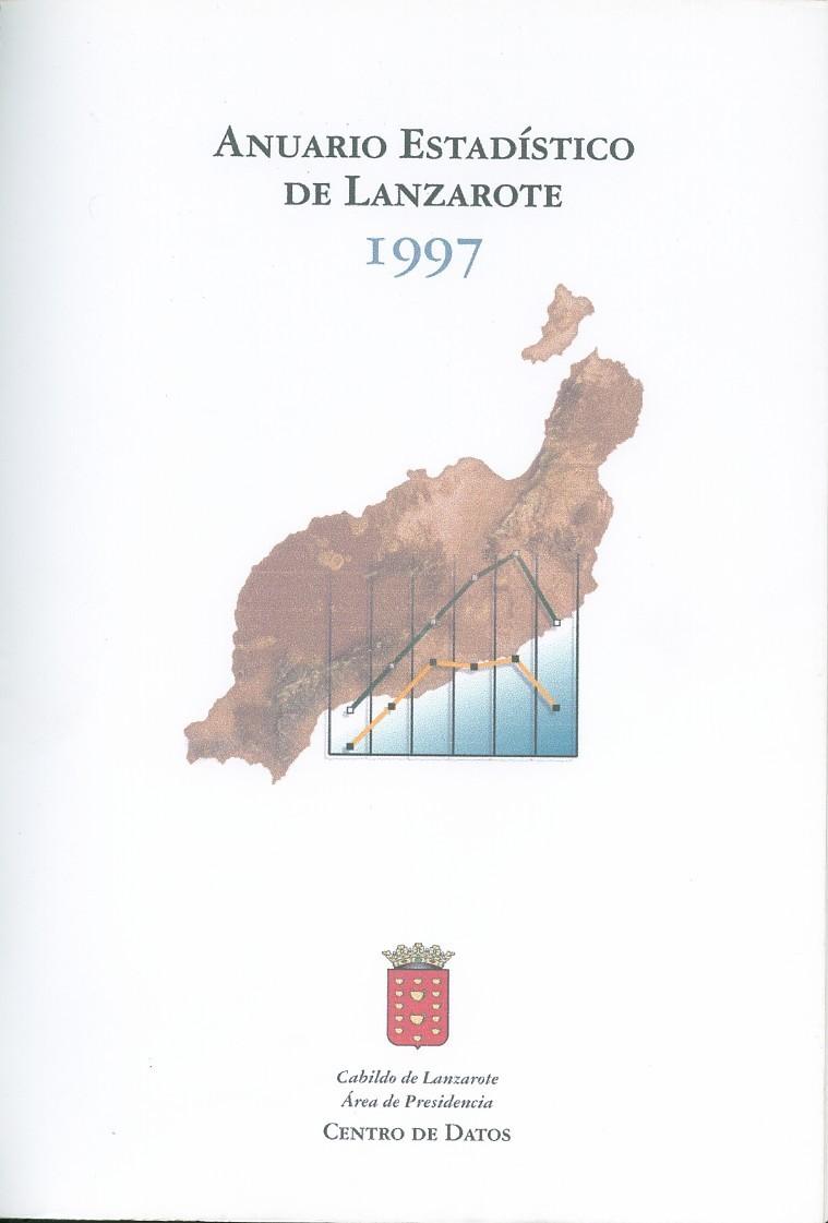 Anuario Estadístico de Lanzarote 1997
