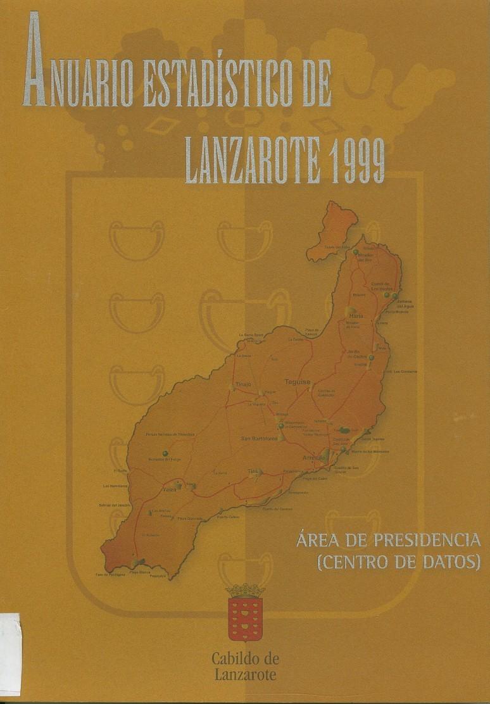 Anuario Estadístico de Lanzarote 1999