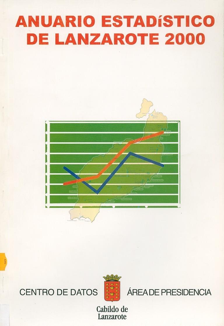 Anuario Estadístico de Lanzarote 2000