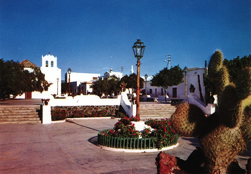 Plaza de Los Remedios
