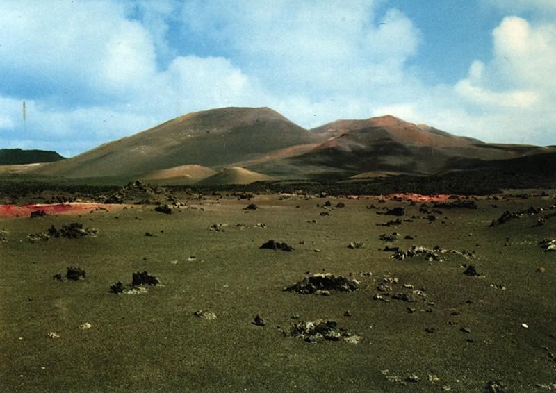 Paisaje volcánico II