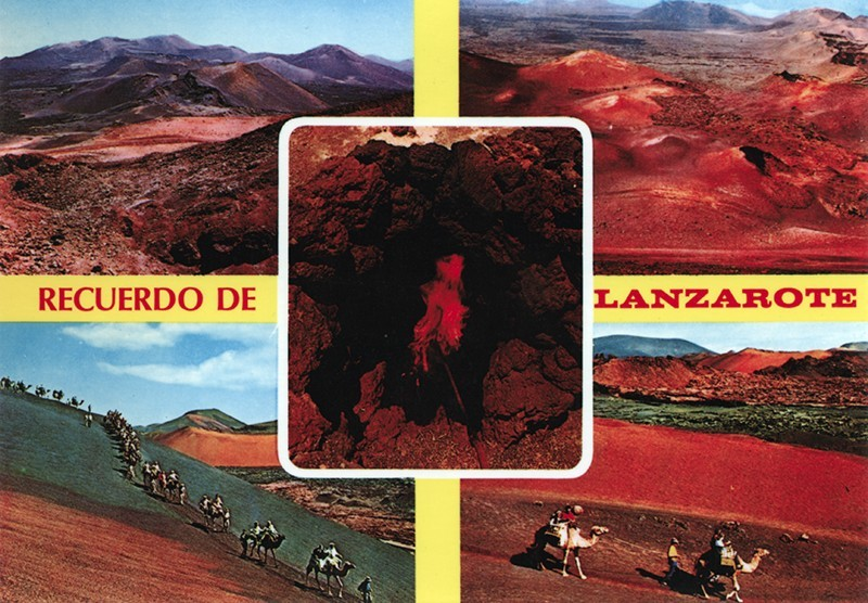 Postal Lanzarote IX