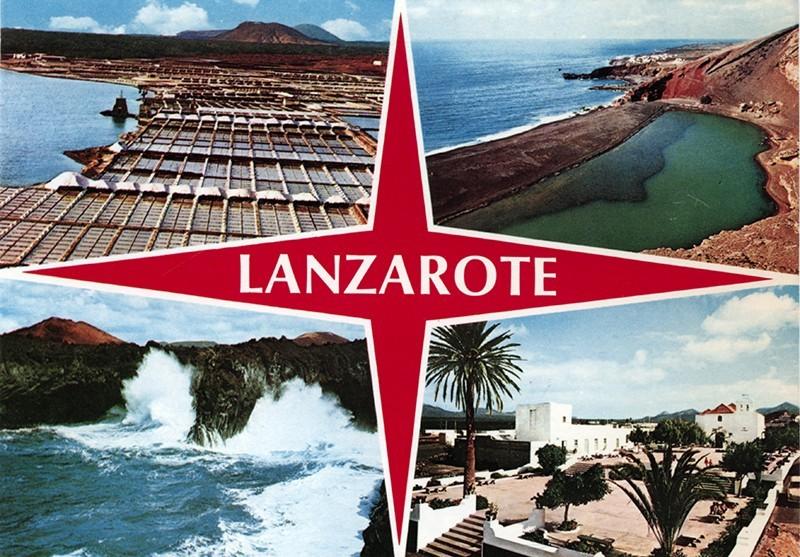 Postal Lanzarote X