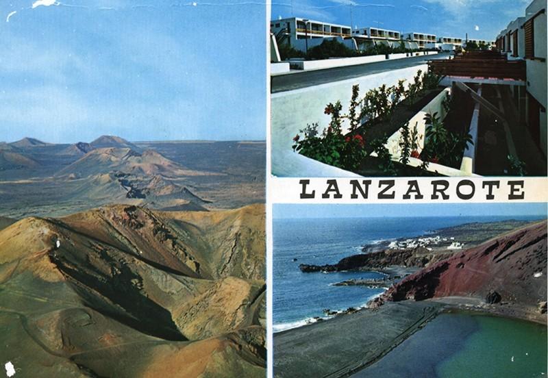 Postal Lanzarote XI