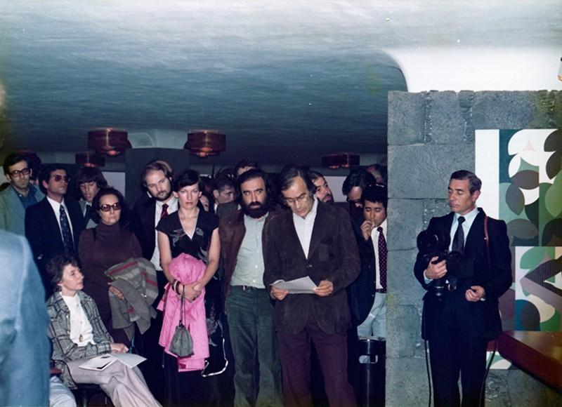 Inauguración del MIAC III