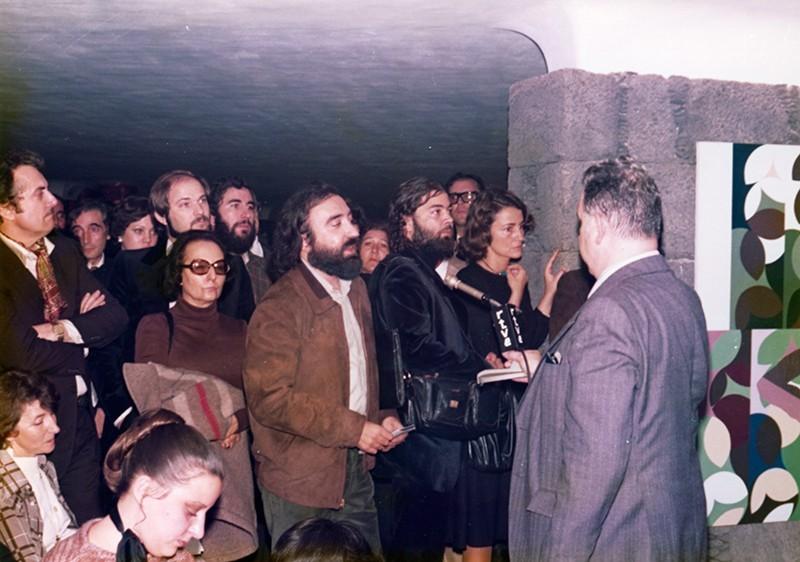 Inauguración del MIAC V