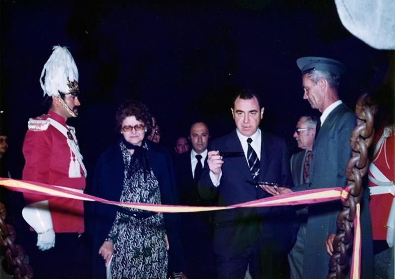 Inauguración del MIAC VII