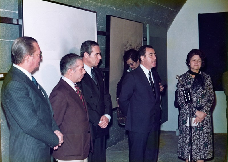 Inauguración del MIAC VIII