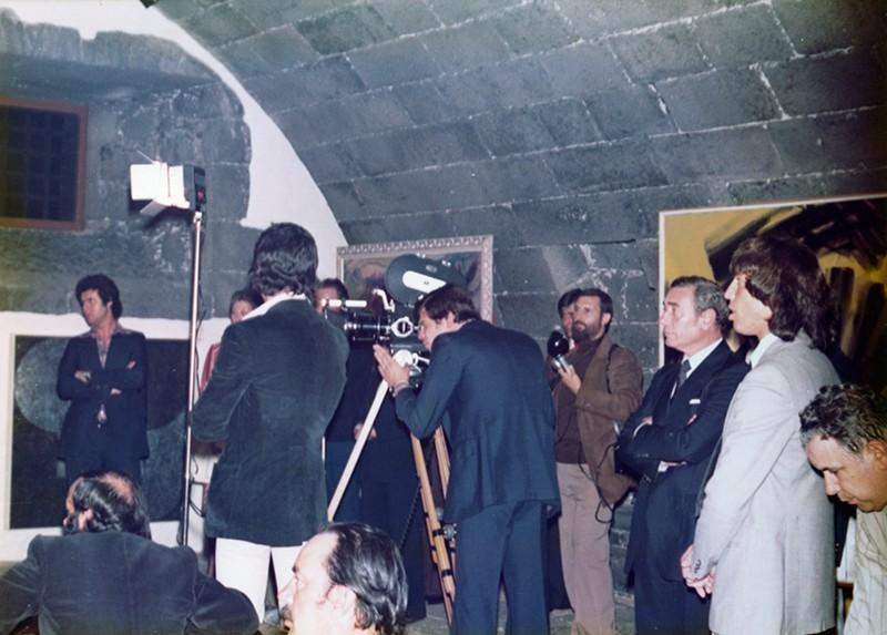Inauguración del MIAC XIV