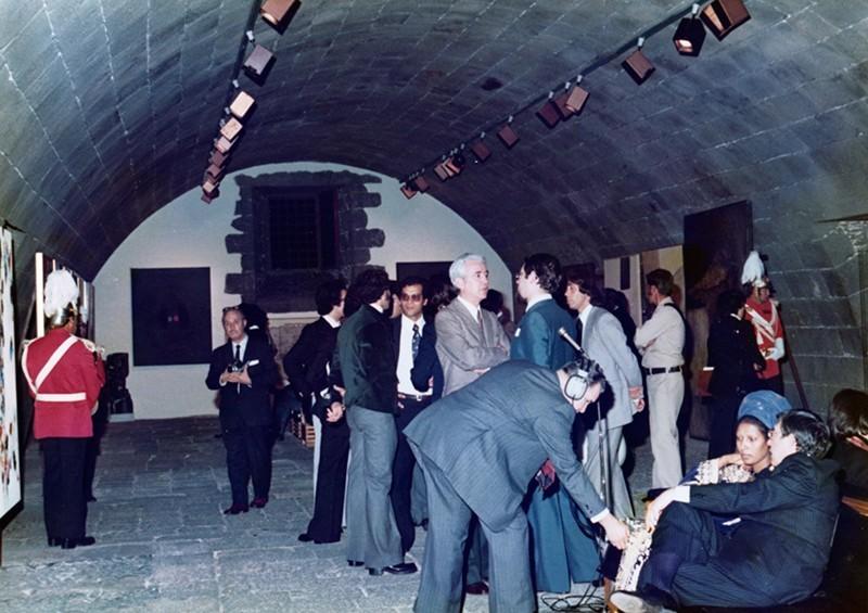 Inauguración del MIAC XVI