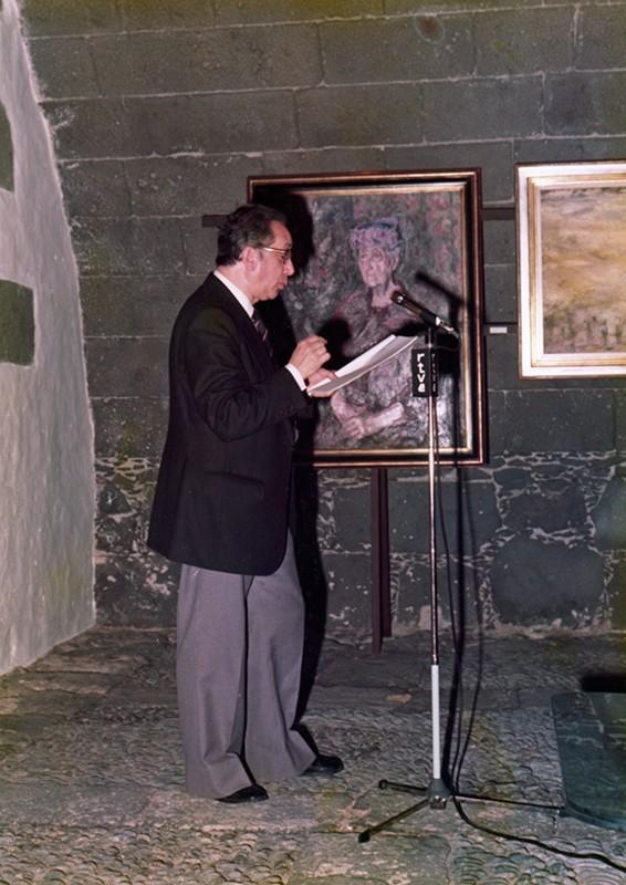 Inauguración del MIAC XXVI