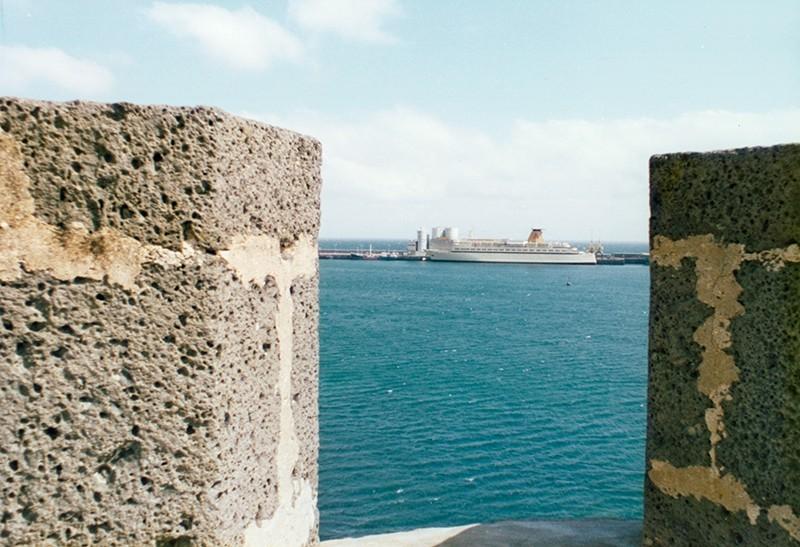 Puerto de Los Mármoles I
