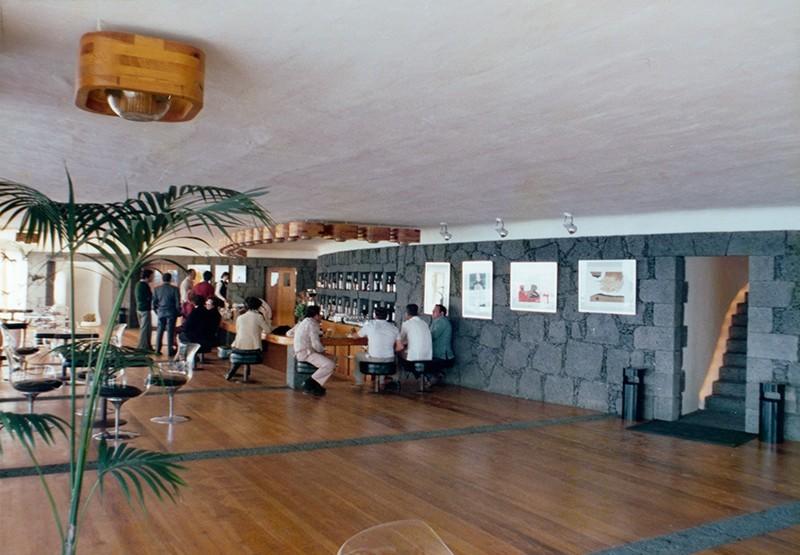Restaurante del Castillo de San José - MIAC I