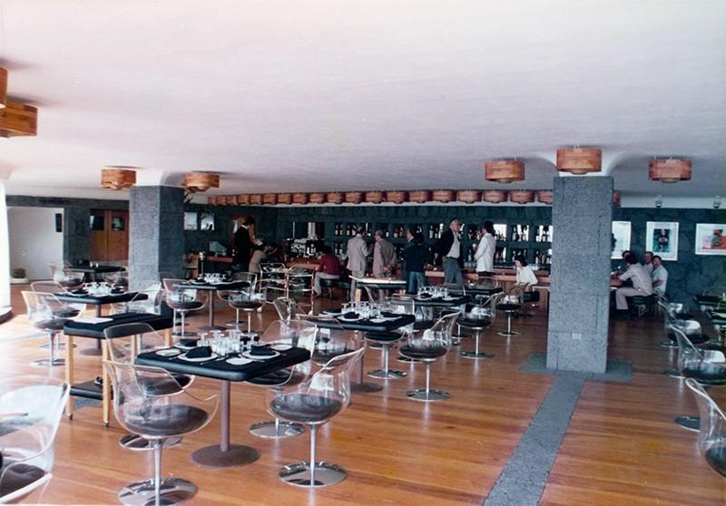 Restaurante del Castillo de San José - MIAC II