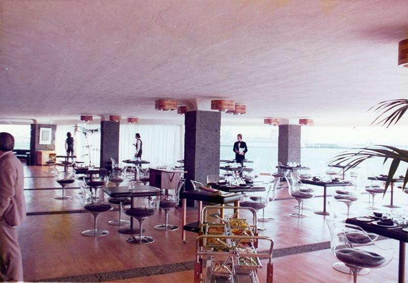 Restaurante del Castillo de San José - MIAC VI